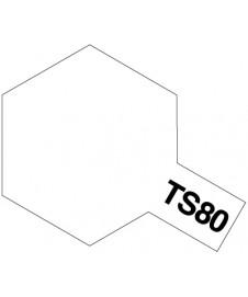 PINTURA ESMALTE TS-80, TRANSPARENTE MATE