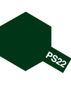 PINTURA PARA POLICARBONATO PS-22, VERDE RACING