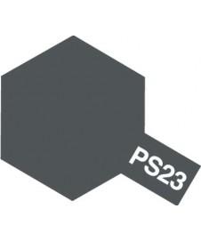 PINTURA PARA POLICARBONATO PS-23, GRIS ACERO