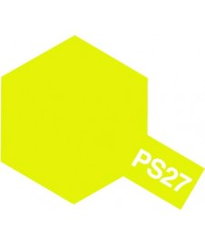 PINT. PARA POLICARB. PS-27, AMARILLO FLUORESCENTE