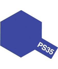 PINTURA PARA POLICARBONATO PS-35, AZUL VIOLETA