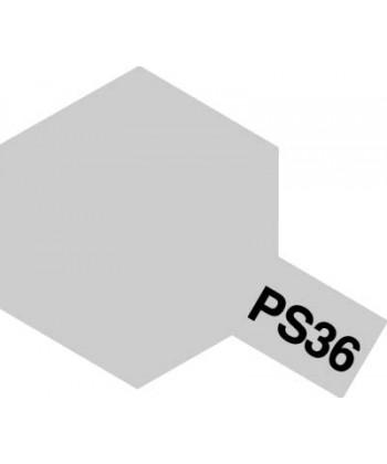 PINT. PARA POLICARBONATO PS-36, PLATA TRANSLUCIDO