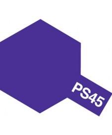PINTURA PARA POLICARBONATO PS-45, MORADO TRANSL.