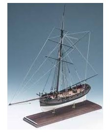 LADY NELSON HM CUTTER 1803