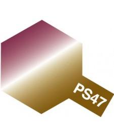 PINTURA PARA POLICARBONATO PS-47, ROSA IRIDISCENTE