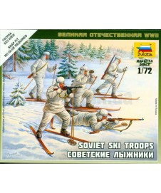 SOVIET SKI TROOPS
