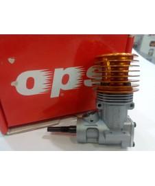 Motor O.S. 12 Sg con carburador de guillotina y sin sin tirador