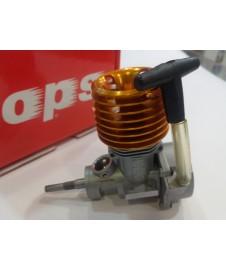 Motor O.S. 12 Sg con tirador y carburador de barrilete