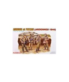 AMBUSH AT POTEAU ( ARDENAS 1944)