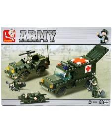 AMBULANCIA ARMY I