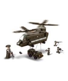 HELICOPTERO DE TRANSPORTE ARMY I