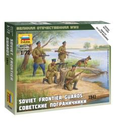 SOVIET FRONTIER
