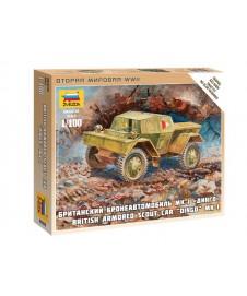 BRITISH ARMORED CAR