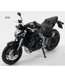 Honda Cb 1000 R Negro 1/12