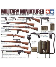 WEAPONS SET US INFANTRY