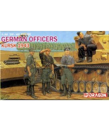 German Officers Kursk