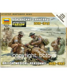 British Medical Personnel   Ii Ww