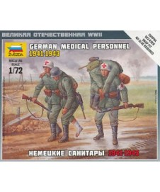 German Medical Personnel 1941-43