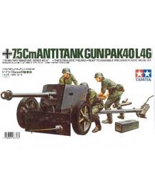 Antitank Gun 7,5 Pak 40
