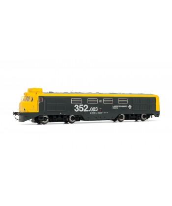 """Locomotora 352,003 """"virgen Del Perpetuo Socorro"""