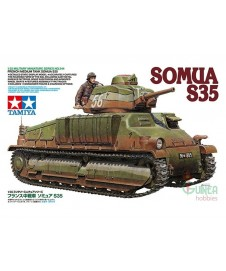 Somua S35 French Tank
