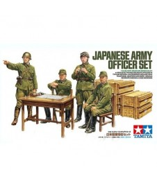 Japanese Army Officer