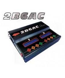 Cargador Balanceador 2b6ac 1-6 S X 2