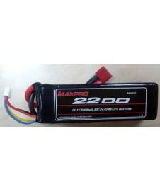 Bateria Lipo 7,4v 2200 Ma 30c
