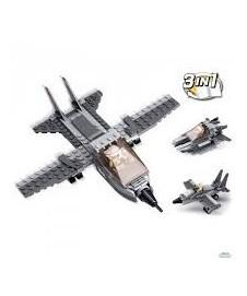 Avion Heli 3 En 1