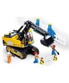 Excavadora H-08