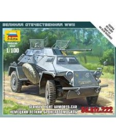 German Light Armored Car