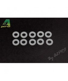 Arandela Nylon 6mm (10)