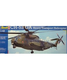 Ch-53 Ga Heavy Tranport Helicopter