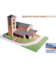 Iglesia San Joan De Caselles ( Andorra)