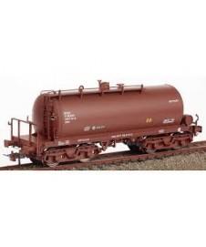 Vagon Cisterna Rojo Oxido