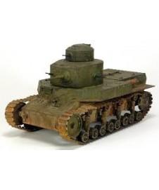 Soviet T-24 Medium Tank