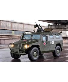 """Vehiculo Armado Ruso Gaz """"tiger"""""""