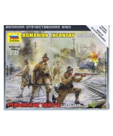 Infanteria Rumana Ww Ii