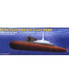 Plan Type 092 Xia Class