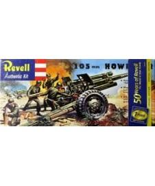 Cañon Howitzer 105mm