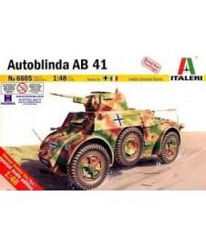 Vehiculo Blindado Ab 41  Ii G. Mundial