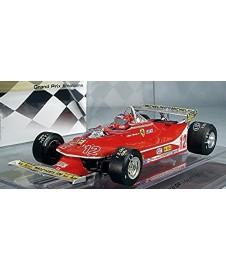 Ferrari 312 T4 1 Monaco 79 Giles Vileneuve