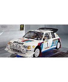 Peugeot 205 T16 Monaco 86 Timo Salonen