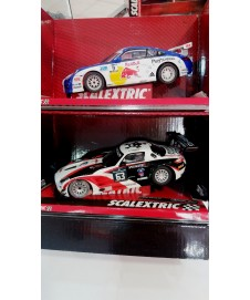 Duo Pack C  Mercedes Sls Gt3 - Porsche 911 Red Bull