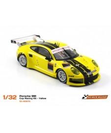 Porsche 991 Cup Racing  Kit Amarillo