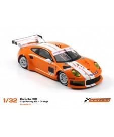 Porsche 991 Cup Racing  Kit Orange