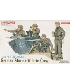 German Sturmartillerie Crew