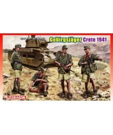 Gebirgsjager Creta 1941