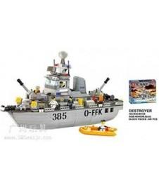 Barco Destructor