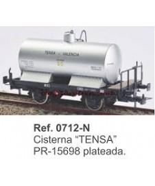Cisterna Tensa-valencia Pr-17698 Plata